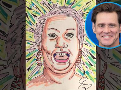 Jim Carrey Gets Heat for 'White' Aretha Franklin Tribute Sketch