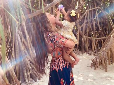 Beyoncé Shares Intimate Photos of the Twins From India Getaway