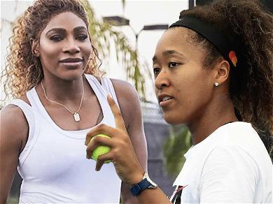 Naomi Osaka Slammed For 'Age Shaming' Serena Williams With 'Mom' Post