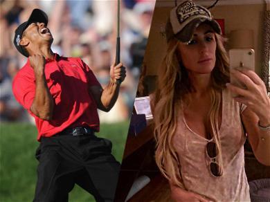 Rachel Uchitel on Tiger Woods Victory: 'He Deserves His Comeback'