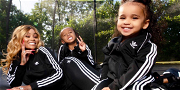 Blac Chyna Gives Parenting Advice While Sharing New Pics Of King & Dream