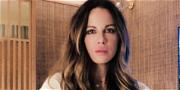 Kate Beckinsale's Golden Bra Sparks American Voting Outrage