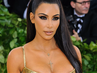 Kim Kardashian Resurfaces After Kanye West Divorce News