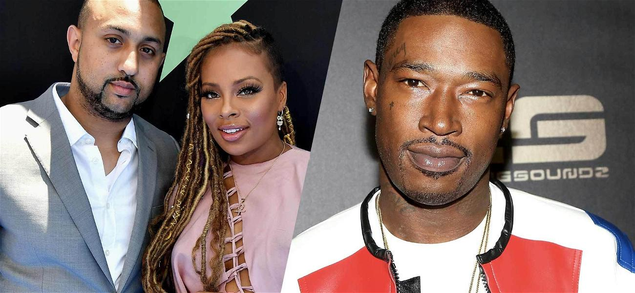 'RHOA' Star Eva Marcille's Ex Kevin McCall Reaches Out To Her Husband Michael Sterling Amid Custody Battle