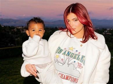 Kylie Jenner Celebrates Stormi's 3rd Birthday With Travis Scott!