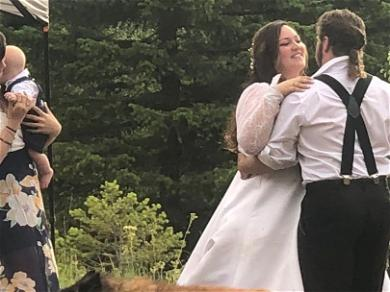 'Alaskan Bush People' Share Never-Before-Seen Pics from Gabe's Wedding