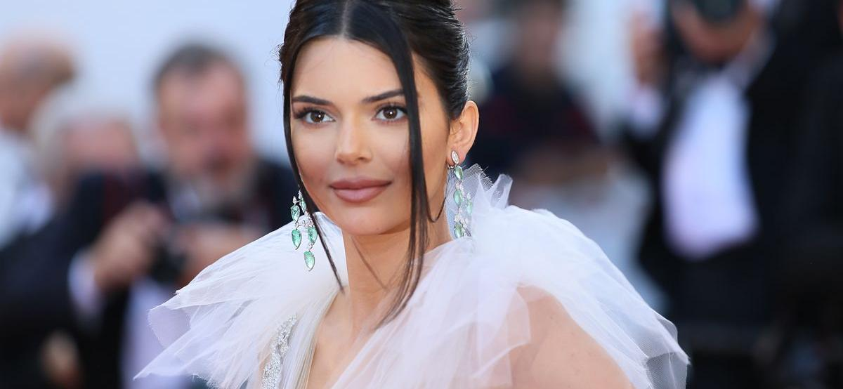Kendall Jenner Faces Criticism For Allegedly Photoshopping Her SKIMS Photo