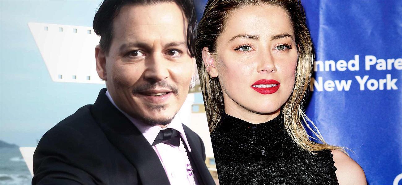 Johnny Depp Claims Amber Heard & Friend Concocted Plan for Bogus 911 Call Regarding Assault