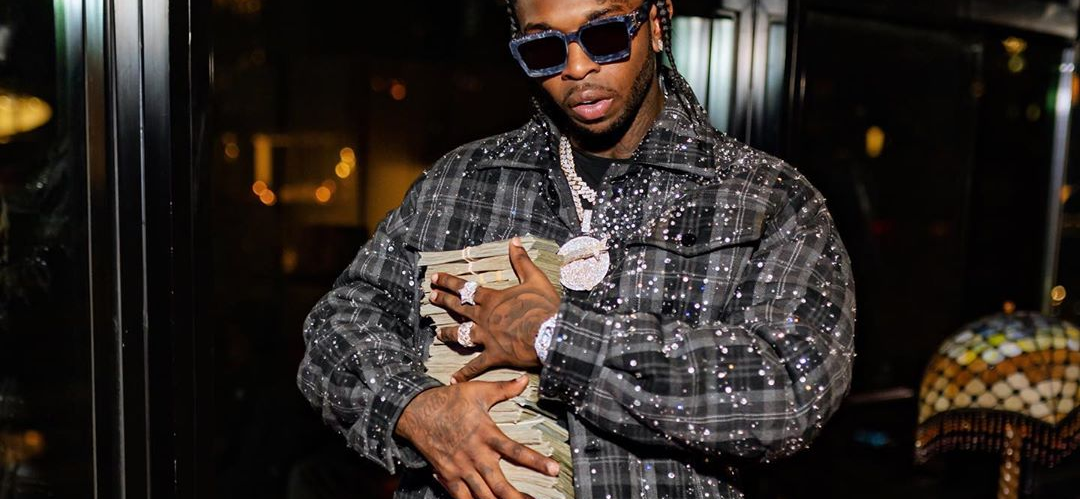 Rapper Pop Smoke Flashed Wads Of Cash Hours Before He Is Murdered In Home Invasion