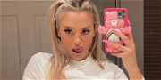 Aussie Hottie Tammy Hembrow Flaunts Tight Tummy While Telling Fans To 'Bite Me'