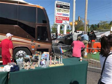 John Daly's Bus Gets Smashed at Hooters During The Masters