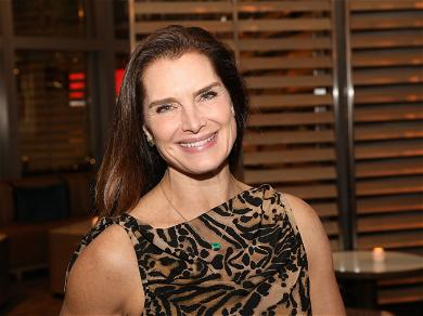Brooke Shields Is Dedicated To Teaching Her Daughters Body Positivity
