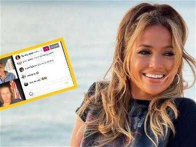 Jennifer Lopez Livestreams With Matthew McConaughey & Celebrates 20th Anniversary!?