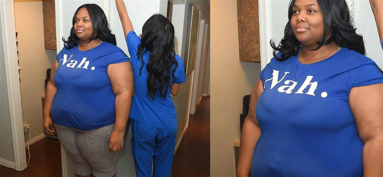 Quantasia Sharpton Scales Up Her Weight Loss Effort