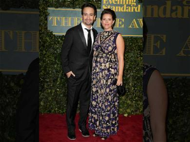 Lin-Manuel Miranda and Wife Encore Performance, Expecting 2nd Child