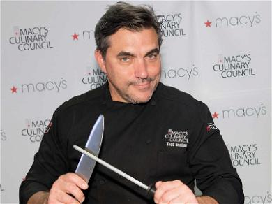 Chef Todd English Sues Housewares Co. After They Tried to Terminate Their Deal