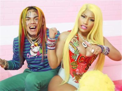 Tekashi 6ix9ine Tapped for Nicki Minaj & Future World Tour