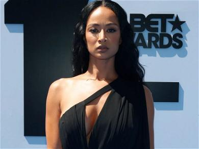 Draya Michele Shows Out In String Bikini So Tiny, It's Basically Dental Floss