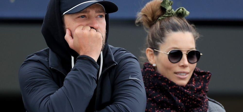 Justin Timberlake Reportedly Welcomes Secret Son With Jessica Biel After Hidden Pregnancy