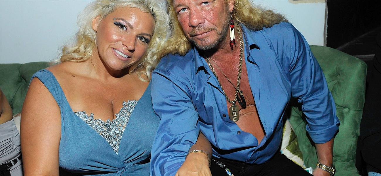 Moon Angell Sidesteps Questions About Duane 'Dog' Chapman's Shocking Marriage Proposal