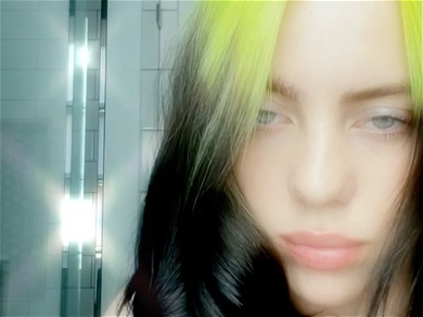 Billie Eilish Shows Off Lips And Legs For Double Post Extravaganza