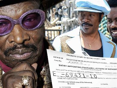 'Dolemite' Star Rudy Ray Moore's Daughter Claims Netflix, Eddie Murphy, Getting Richer While She Is on Welfare