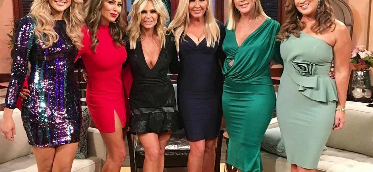 'Real Housewives of Orange County' Cast Flaunt Killer Curves in Barely-There Dresses During Reunion