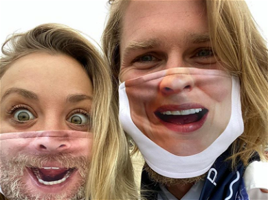 Kaley Cuoco Supports Husband After He Slams Horse Organization
