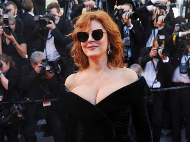 Susan Sarandon's Sunnies on the Red Carpet Are Amazing