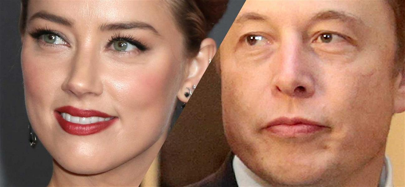 Elon Musk and Amber Heard Are Vacationing Together Despite Relationship Denial