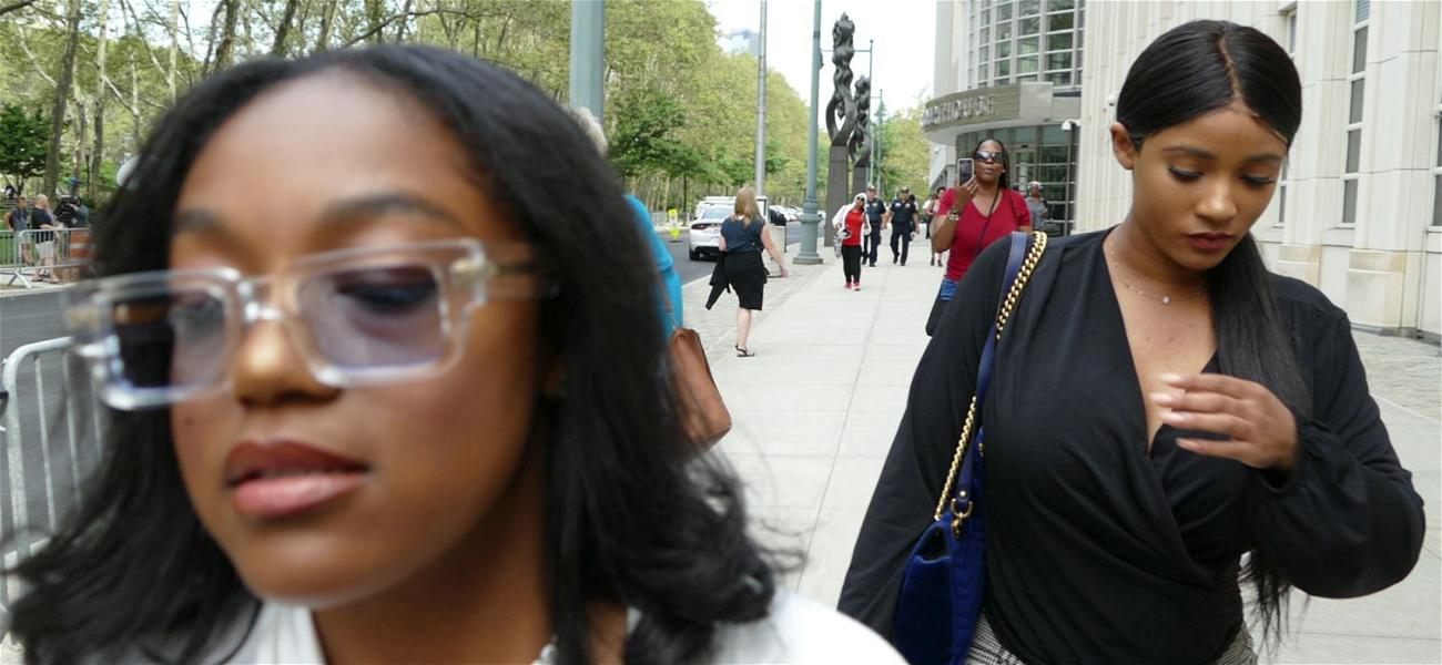 R. Kelly's Girlfriends Not in a Talkative Mood After Singer Denied Bail