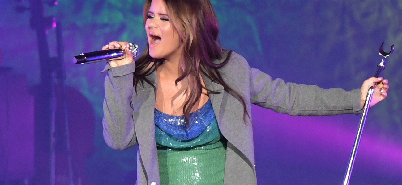 Maren Morris Showered With Love After Announcing She's Expecting a Baby!