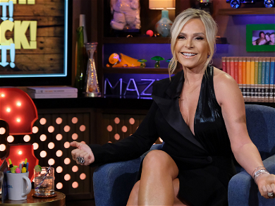 Andy Cohen Says He Wants Tamra Judge to Return to 'RHOC' After She Unfollows Him on Instagram