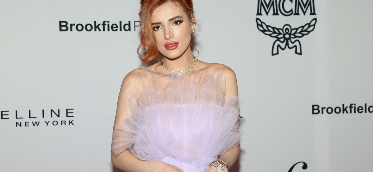 Bella Thorne Pays Tribute To Late Father, Shares Heartwarming Baby Pictures