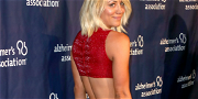 Kaley Cuoco Stuns In Floral Nightgown For Special 'Cup Of Cuoco' With Sister Bri