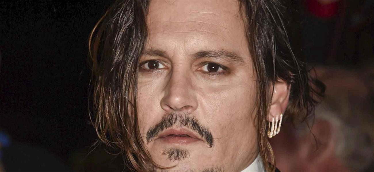 Johnny Depp Sued by Former Bodyguards, Claim They Were Exposed to 'Illegal Substances'