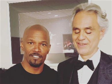 Jamie Foxx and Andrea Bocelli's Version of 'My Way' Is Amazing