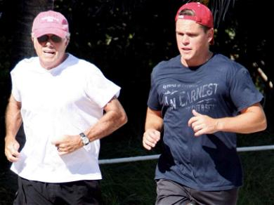 Matt Damon's Father Dies After Bout with Cancer