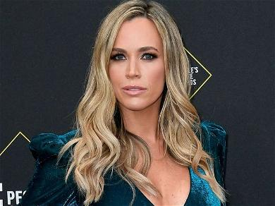'RHOBH' Star Teddi Mellencamp Goes Crazy In The Gym After Accusations She Runs 'Scam Starvation Company'