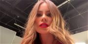Sofia Vergara Radiates Beauty During Anniversary Family Picnic
