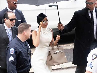 Cardi B Rejects Plea Deal and Headed to Trial in Strip Club Assault Case