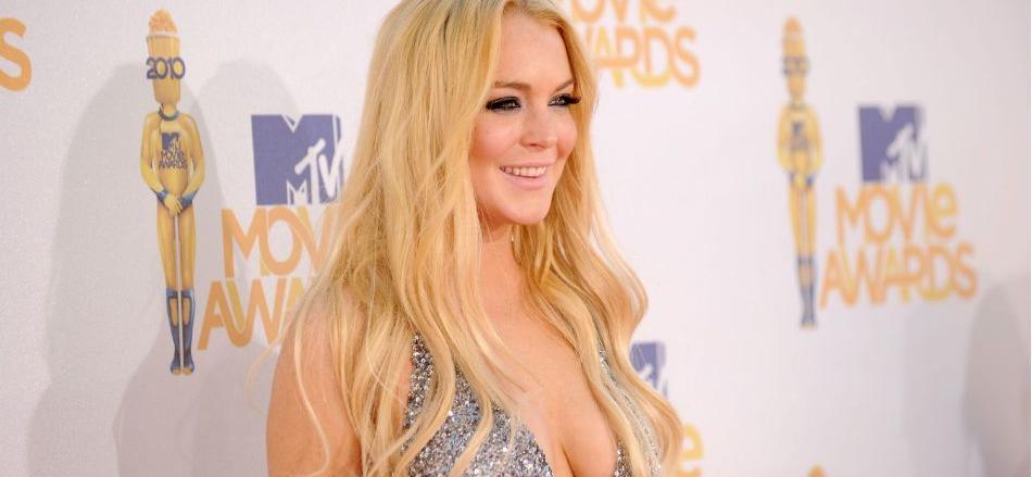 Lindsay Lohan Wows Instagram In Daisy Dukes & Red Heels For Bombshell Update
