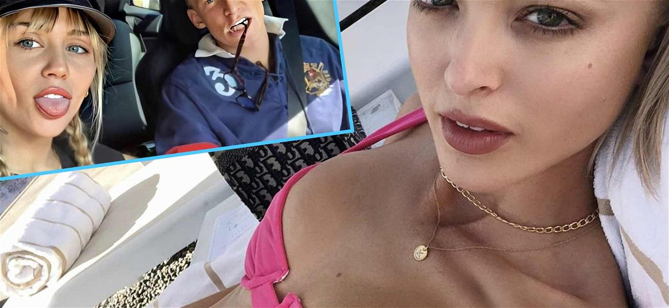 Miley Cyrus' Ex Kaitlynn Shows Off Bikini Body While Singer Continues To Flaunt Cody Simpson Relationship