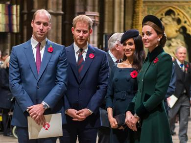 Kate Middleton Is Worried She Won't Ever Be Close with Harry Again