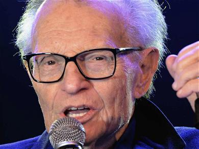 Larry King Scores $250k Judgment Over 'Mock' Interview