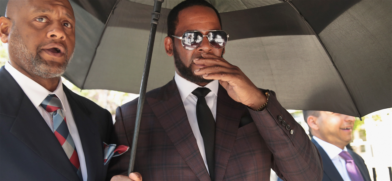 R. Kelly Arrested in Chicago on Federal Sex Trafficking Charges