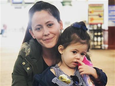 Jenelle Evans' Ex David Eason Sends Emotional Message to Daughter Amid Split