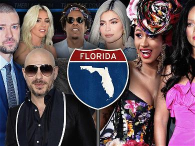 Rihanna, Cardi B & Pitbull's 'Florida Man' Challenges Are Some of The Best Yet