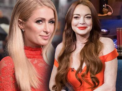 Lindsay Lohan Unsure Why Paris Hilton Is So 'Obsessed' With Her