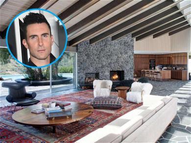 Adam Levine's Beverly Hills Bachelor Pad Enters Escrow